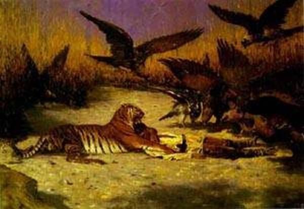 Cannibal 1870s 1880s xx the museum of art nikolayev ukraine
